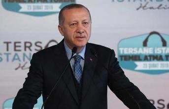 Başkan Erdoğan açıkladı... Bir ilk olacak