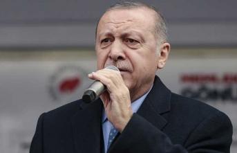 Başkan Erdoğan: İlki Yozgat'ta kurulacak