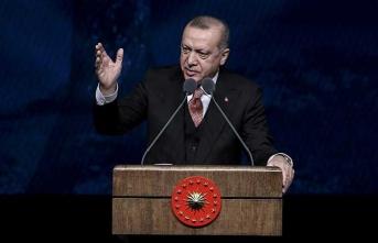 Başkan Erdoğan: Yaşlı vizyon belgesi hazırlıyoruz