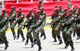 Bolton'dan Venezuela ordusuna ahlaksız teklif!