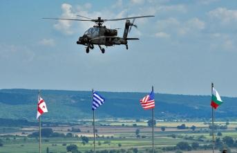 'Bulgaristan'daki tatbikat, ABD'nin Rusya'ya karşı kuşatma politikasıdır'