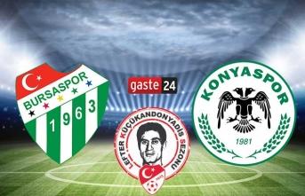 Bursaspor Konyaspor canlı izle - Bursaspor Konyaspor beIN Sports izle