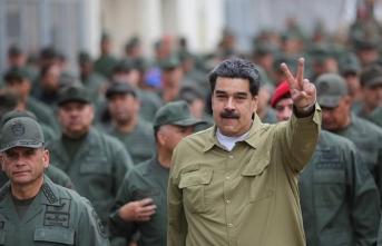 'Canım pahasına Venezuela'yı koruyacağım'