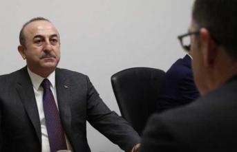 Çavuşoğlu uyardı! 'AP'nin kararı iç savaşa neden olabilir'