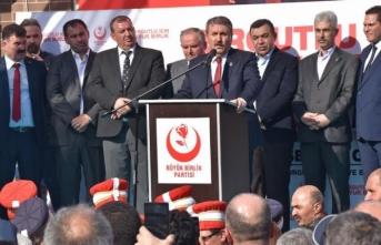 'Devletimiz terörün tüm unsurlarına karşı mücadele veriyor'