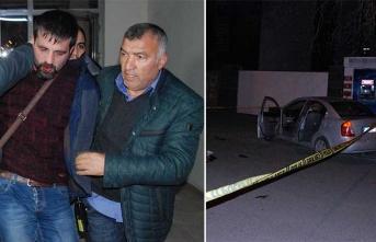 Devriye gezen polis aracına silahlı saldırı!