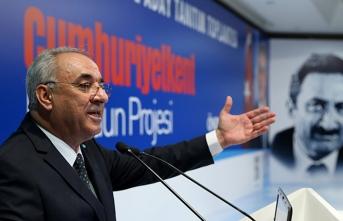 DSP Genel Başkanı CHP'ye meydan okudu!