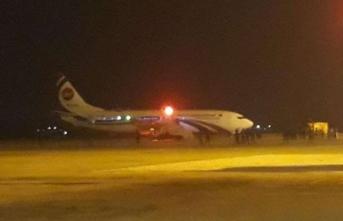 Dubai'den kalkan uçağı kaçırmaya çalıştı!