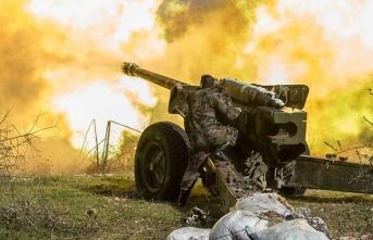 Esed rejimi yoğun şekilde saldırıyor!