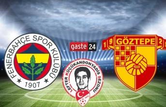 Fenerbahçe Göztepe canlı izle - Fenerbahçe Göztepe beIN Sports izle