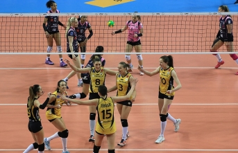 Fenerbahçe Opet adını çeyrek finale yazdırdı