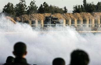 Gazze'de İsrail askerlerinin yaraladığı Filistinli çocuk şehit oldu
