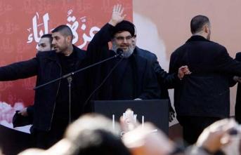 Hizbullah lideri gerekirse İran'a giderim dedi