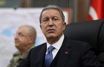 Hulusi Akar'dan kritik 'Güvenli bölge' açıklaması