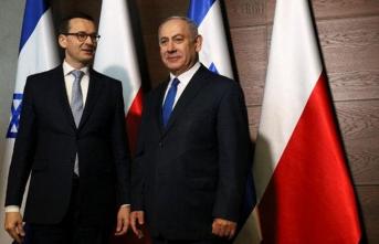 İsrail'den özür istedi!