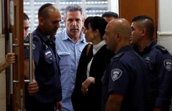 İsrailli eski bakan İran casusu çıktı!