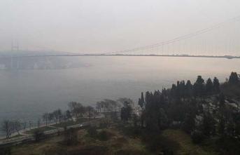 İstanbul sise teslim... Vapur seferleri iptal