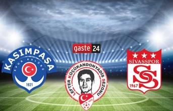 Kasımpaşa Sivasspor canlı izle - Kasımpaşa Sivasspor beIN Sports izle