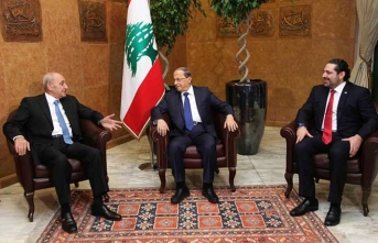Lübnan'da hükümet kuruldu! Mısır ve Kuveyt memnun