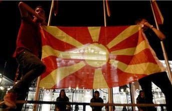 Makedonya NATO'ya katıldı