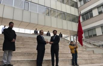Marmara Anadolu İmam Hatip Lisesi'ne yerli ve yabancı ziyaretçi akını