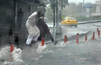 Meteoroloji o şehirleri uyardı! Ani sel baskınlarına dikkat