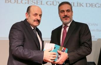 MİT Başkanı Fidan'dan YÖK'te konferans