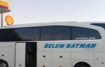 Namaz için otobüsün durmasını isteyen yolcuya dayak!
