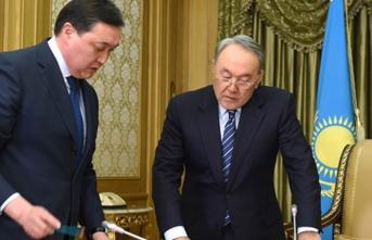 Nazarbayev imzaladı! Kazakistan'da yeni hükümet iş başında