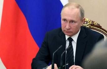 Putin'den Erdoğan'a telefon! Başsağlığı diledi