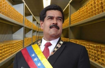 Rusya'dan Venezuela'ya 2 uçak dolusu altın
