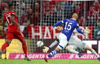 Schalke 04'e Ahmed Kutucu'nun golü yetmedi