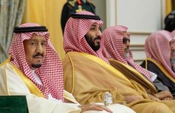Suudi Arabistan Kralı'ndan şaşırtan Filistin gafı!