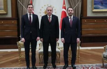 Trump'ın damadı Erdoğan'la görüştü: Beyaz Saray'dan açıklama geldi!