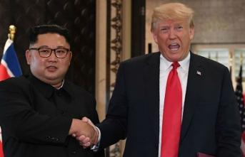 Trump-Kim zirvesi yaklaşırken kritik bir uyarı geldi!