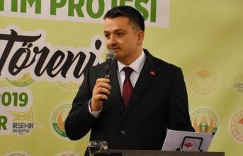 'Türkiye tarım ürünleri konusunda net ihracatçı konumundadır'