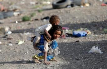 Yemen'de dehşete düşüren istatistik! Her gün 8 çocuk…