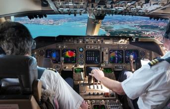 25 yıllık pilotun lisansı sahte çıktı!
