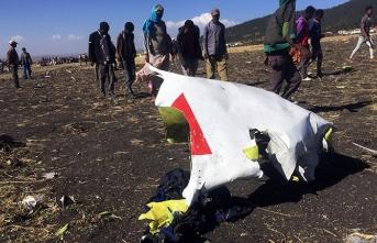 35 ülkeden yolcu vardı… Etiyopya'da yas ilan edildi!