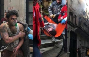 Beyoğlu'nda 4 kişinin öldüğü yangında sıcak gelişme