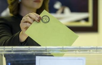 57 milyon seçmen yarın sandık başına gidiyor