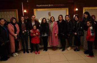 Atakum'daki kadınlara pozitif ayrımcılık!