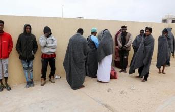 'Avrupa'ya ulaşmaya çalışan göçmenlerin çoğu tacize uğruyor'