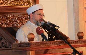 'Bizim İslam'dan başka bir geleceğimiz yoktur'
