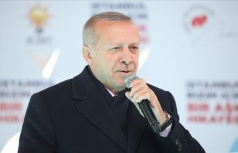 'CHP'ye Osmanlı tokadını sandıkta atalım'