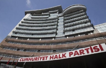 CHP Genel Merkezi önünde pazarcı eylemi!