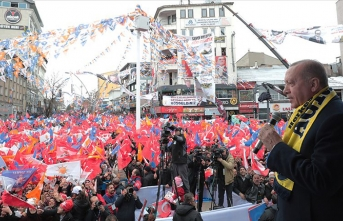 Cumhurbaşkanı Erdoğan Ağrılılara müjdeyi verdi! 5 bin istihdam…