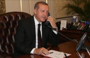 Cumhurbaşkanı Erdoğan'dan iki önemli isime tebrik telefonu