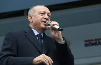 Cumhurbaşkanı Erdoğan gözdağı verdi: Farklı adımlar atacağız