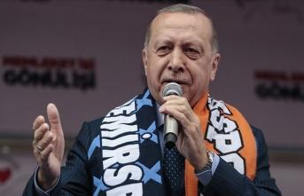 Cumhurbaşkanı Erdoğan: Sonuna kadar mücadele edeceğiz